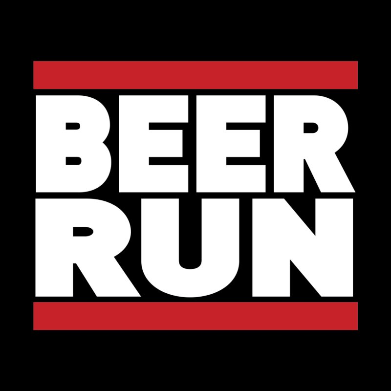 Beer Run  None  by Fillistrator's Artist Shop