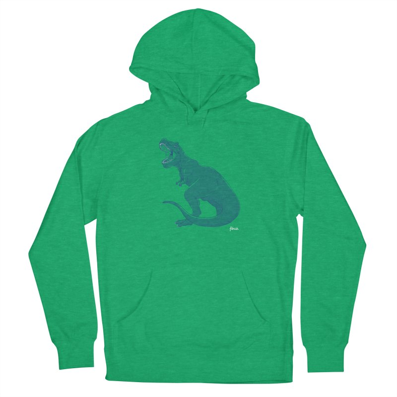 Life Finds A Way Women's French Terry Pullover Hoody by Filmish Tees