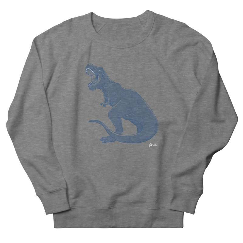 Life Finds A Way Women's French Terry Sweatshirt by Filmish Tees