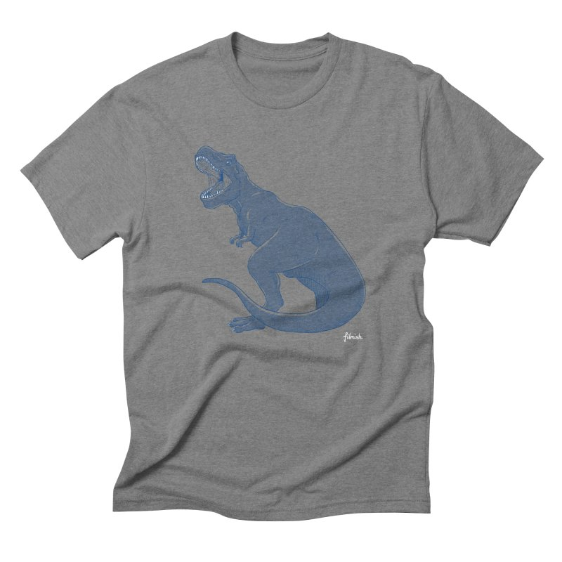 Life Finds A Way Men's Triblend T-Shirt by Filmish Tees