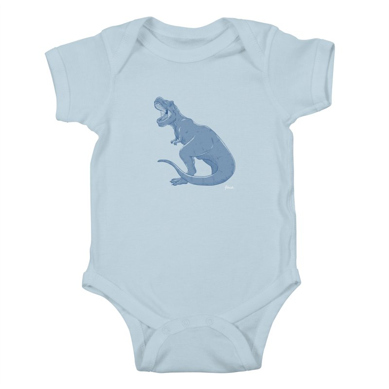 Life Finds A Way Kids Baby Bodysuit by Filmish Tees