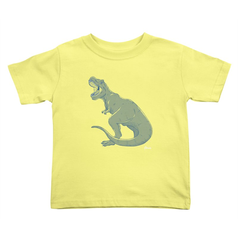 Life Finds A Way Kids Toddler T-Shirt by Filmish Tees