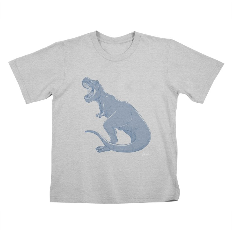 Life Finds A Way Kids T-Shirt by Filmish Tees