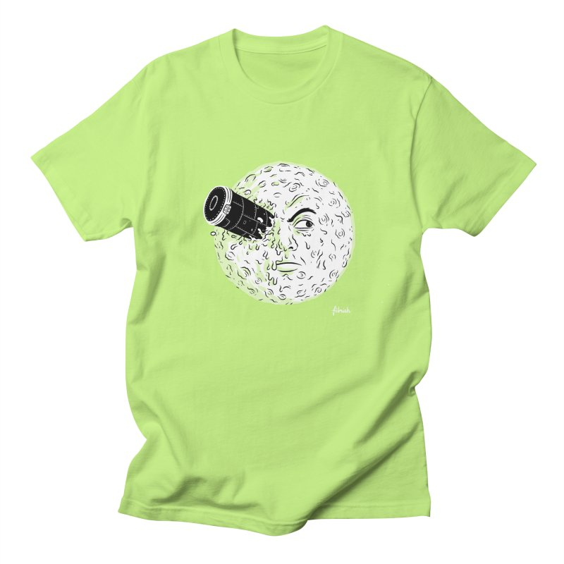 A Trip to the Moon Men's Regular T-Shirt by Filmish Tees