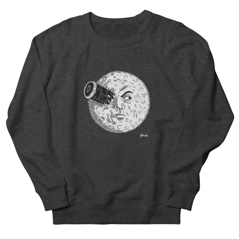 A Trip to the Moon Men's Sweatshirt by Filmish Tees