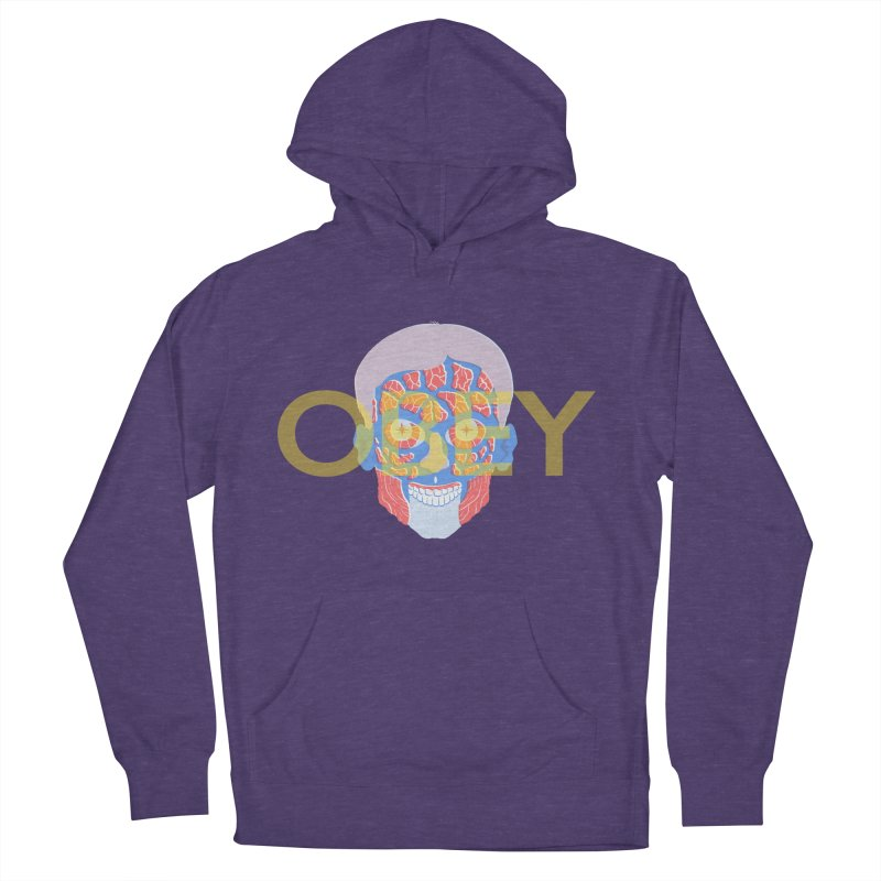 They Live We Sleep Men's Pullover Hoody by Filmish Tees