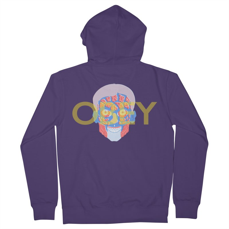 They Live We Sleep Women's Zip-Up Hoody by Filmish Tees