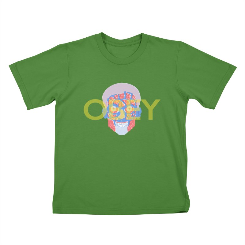 They Live We Sleep Kids T-shirt by Filmish Tees