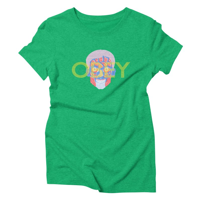 They Live We Sleep Women's Triblend T-shirt by Filmish Tees