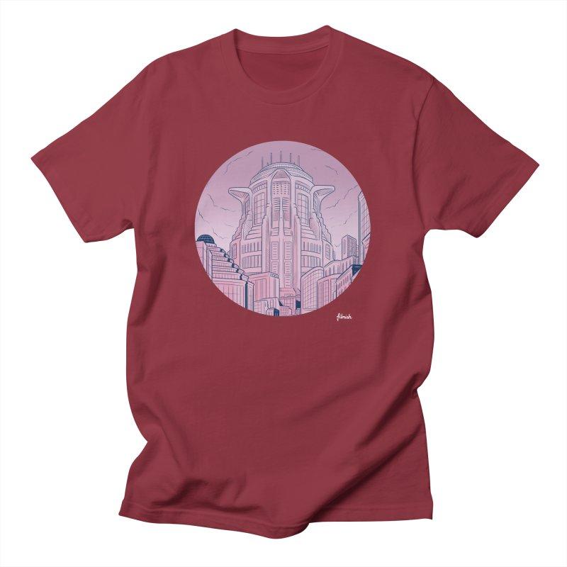 Metropolis Men's T-Shirt by Filmish Tees