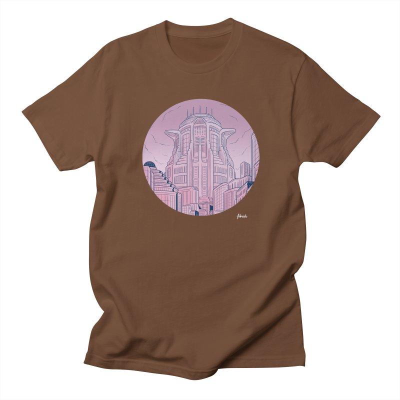 Metropolis Men's Regular T-Shirt by Filmish Tees