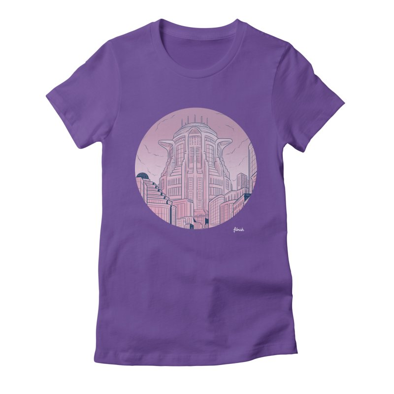 Metropolis Women's T-Shirt by Filmish Tees