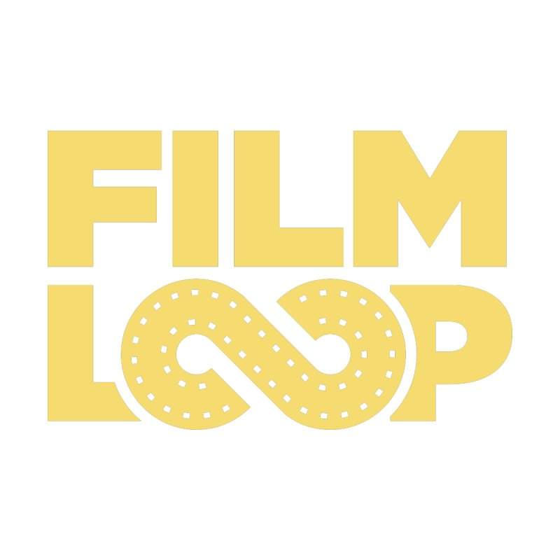 Film Loop Yellow Women's T-Shirt by Film Loop Show