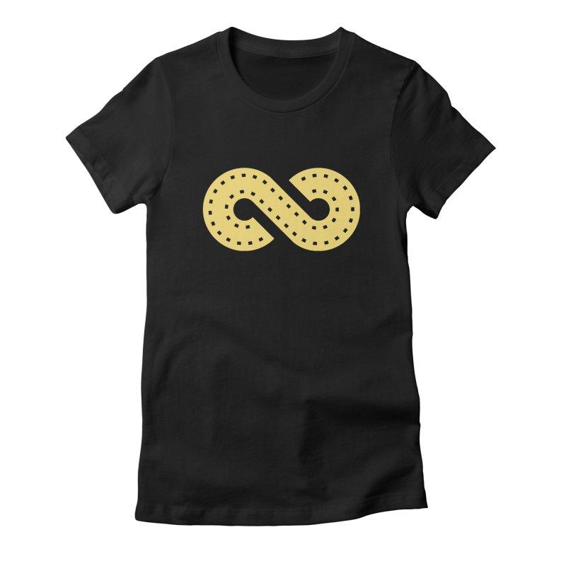 The Loop Women's T-Shirt by Film Loop Show
