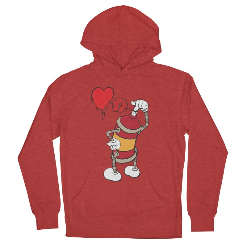 Spray Can Love Men's Pullover Hoody by filsoofdesigns's Artist Shop