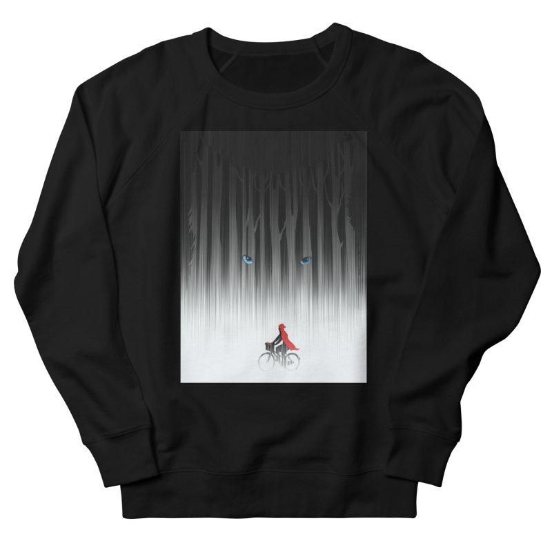 Red Riding Hood Women's Sweatshirt by filsoofdesigns's Artist Shop