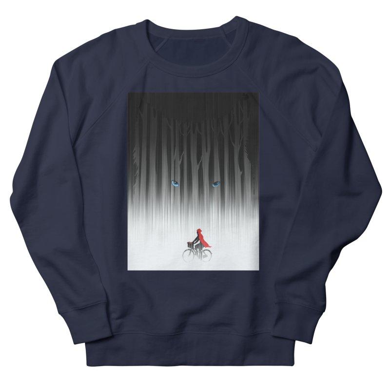 Red Riding Hood Men's Sweatshirt by filsoofdesigns's Artist Shop
