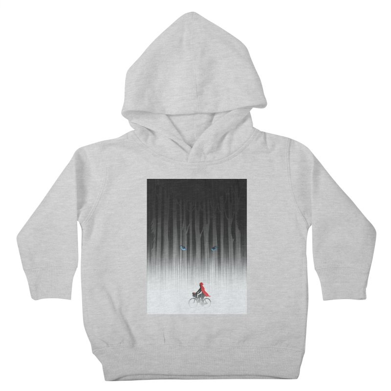 Red Riding Hood Kids Toddler Pullover Hoody by filsoofdesigns's Artist Shop