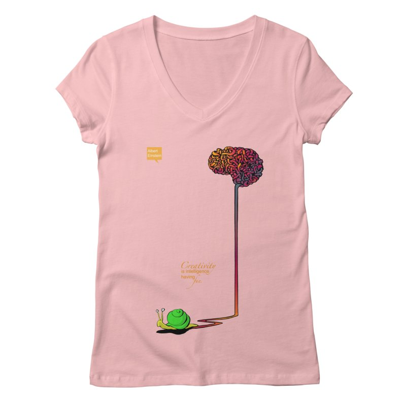 Creativity is Intelligence having fun   by filsoofdesigns's Artist Shop