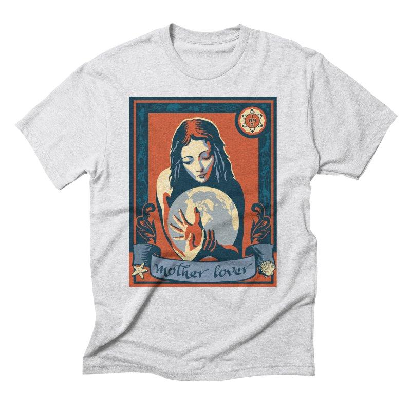 Men's Triblend T-Shirt by filsoofdesigns's Artist Shop