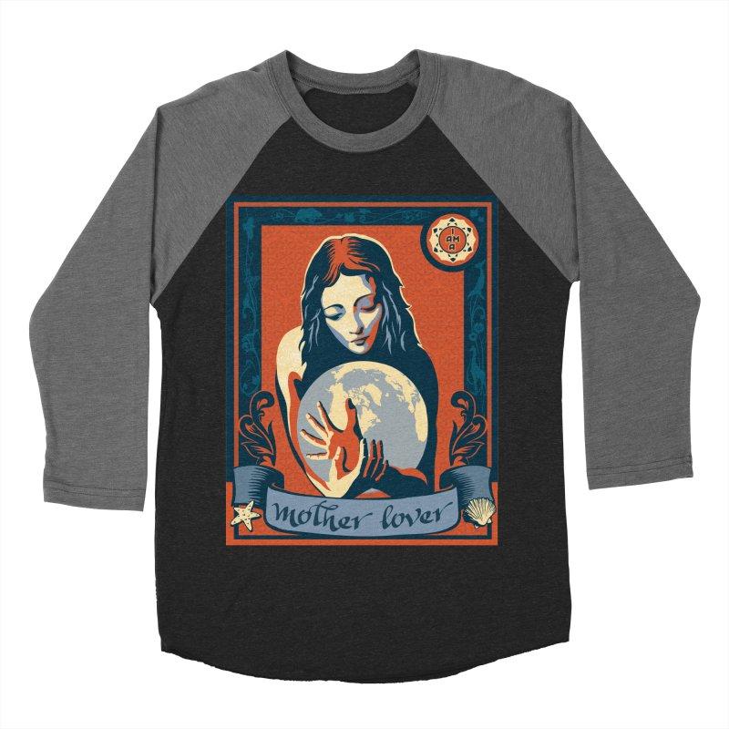 Women's Baseball Triblend T-Shirt by filsoofdesigns's Artist Shop