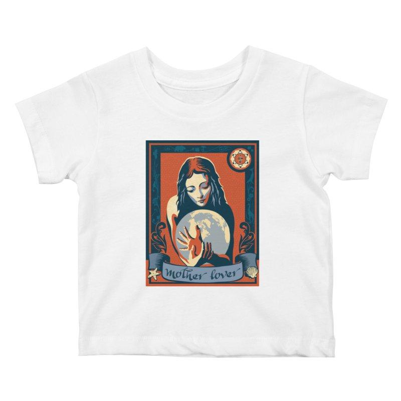 Kids Baby T-Shirt by filsoofdesigns's Artist Shop