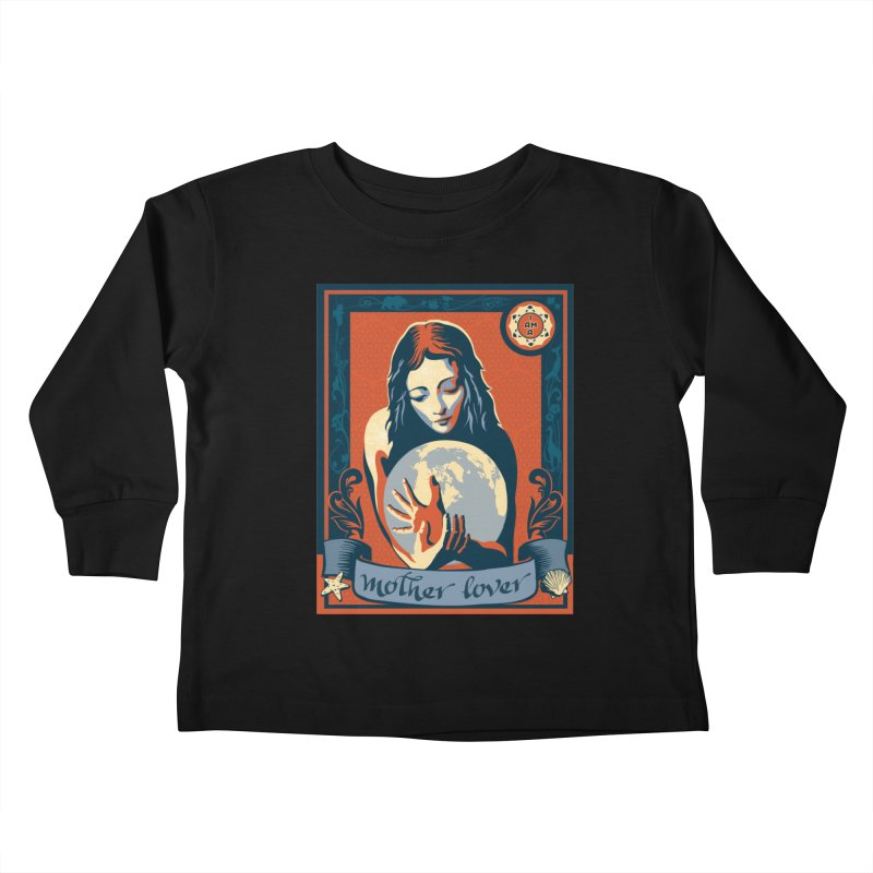 Kids Toddler Longsleeve T-Shirt by filsoofdesigns's Artist Shop