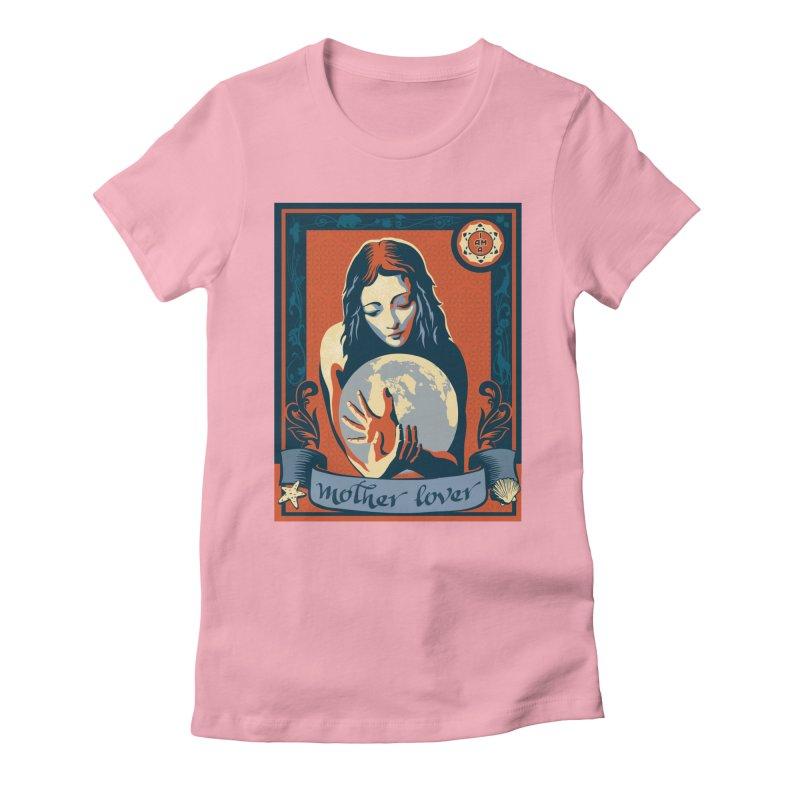 Women's Fitted T-Shirt by filsoofdesigns's Artist Shop