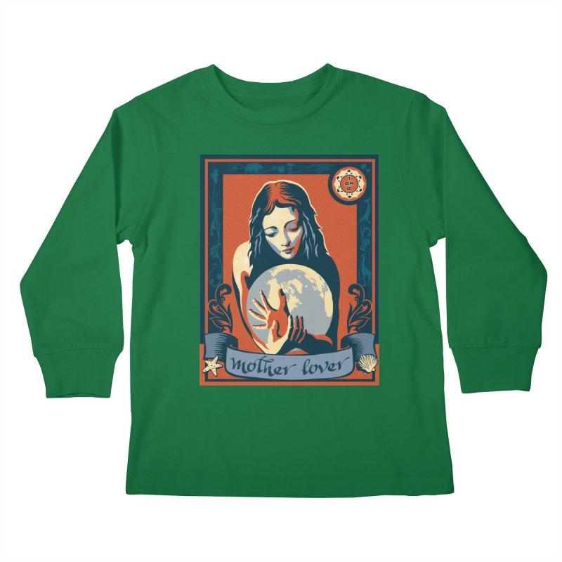 Kids Longsleeve T-Shirt by filsoofdesigns's Artist Shop