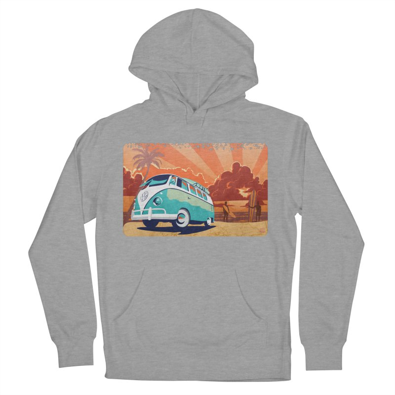 Endless Kombi Summer  Women's Pullover Hoody by filsoofdesigns's Artist Shop