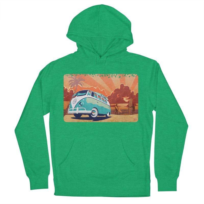 Endless Kombi Summer  Men's Pullover Hoody by filsoofdesigns's Artist Shop