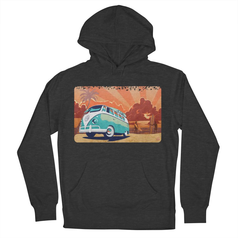 Endless Kombi Summer  Men's Pullover Hoody by filsoofdesigns's Artist Shop