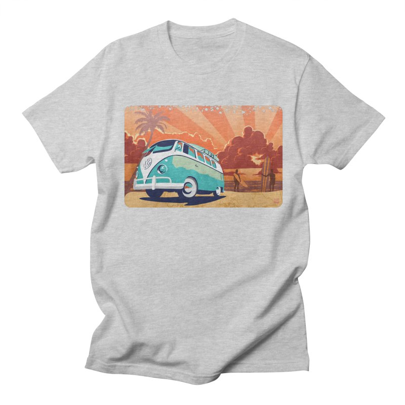 Endless Kombi Summer  Men's T-Shirt by filsoofdesigns's Artist Shop