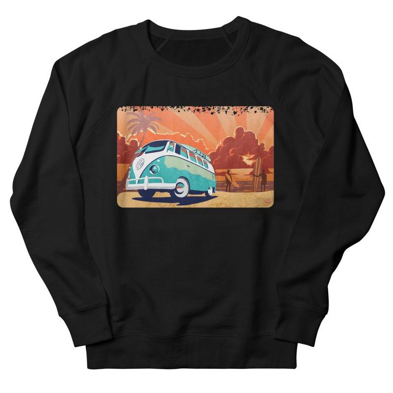 Endless Kombi Summer  Women's Sweatshirt by filsoofdesigns's Artist Shop
