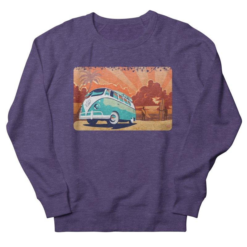 Endless Kombi Summer  Men's Sweatshirt by filsoofdesigns's Artist Shop