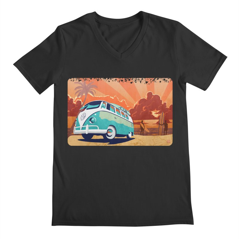 Endless Kombi Summer    by filsoofdesigns's Artist Shop