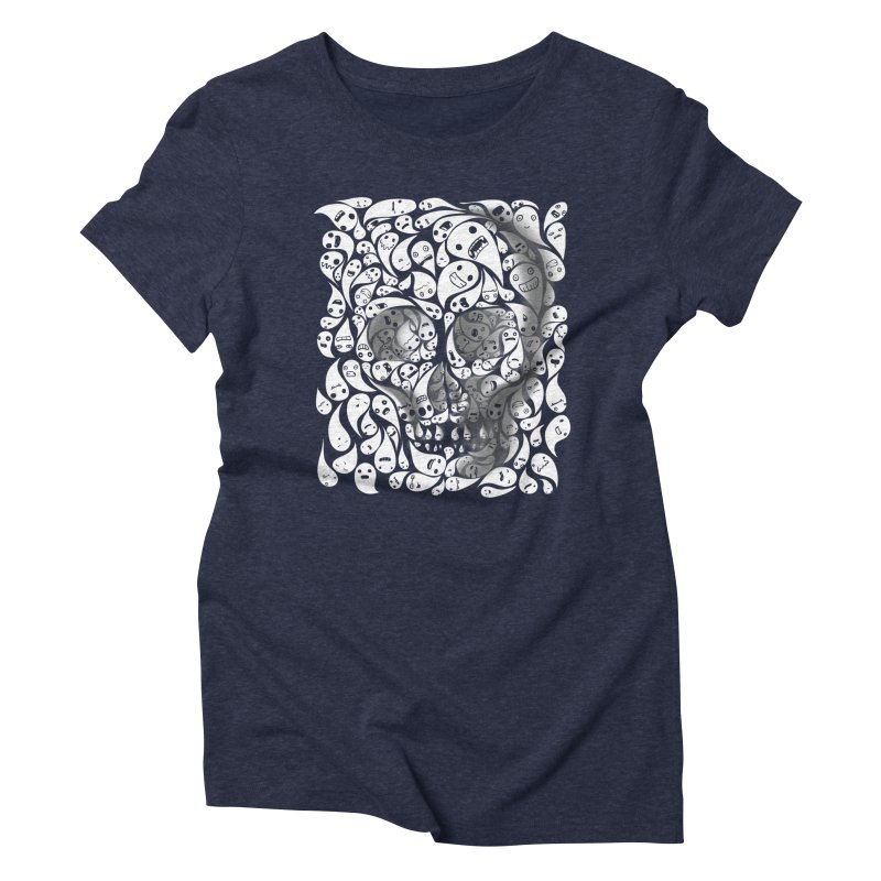 skull doodles   by filsoofdesigns's Artist Shop