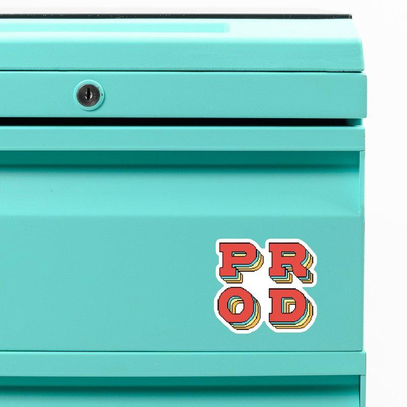 PROD Show logo Accessories Magnet by FinalRender Shop
