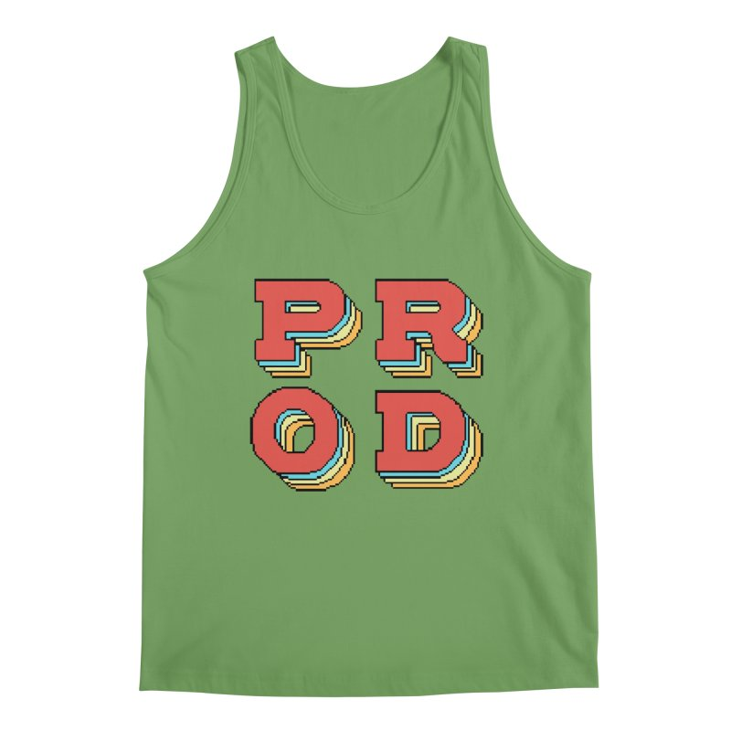 PROD Show logo Men's Tank by FinalRender Shop
