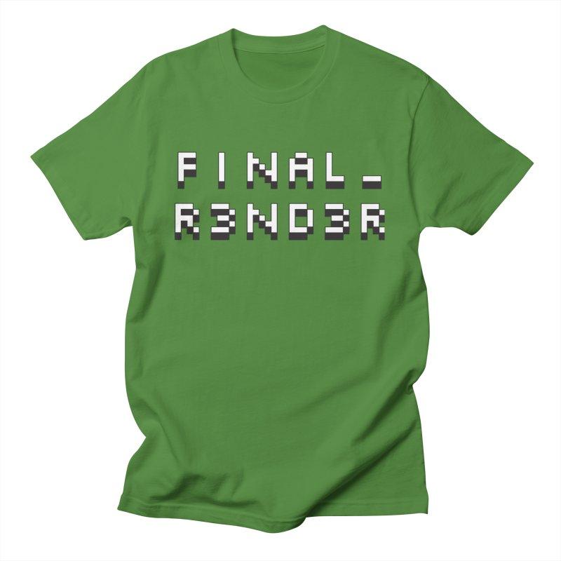 FINAL_R3ND3R logo Women's T-Shirt by FinalRender Shop