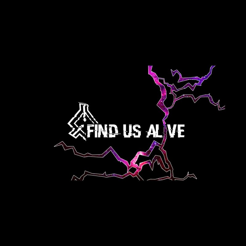 Find Us Alive Cover Home Blanket by Find Us Alive Official Merch