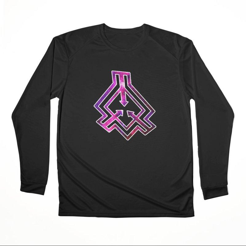Rift Logo Men's Longsleeve T-Shirt by Find Us Alive Official Merch
