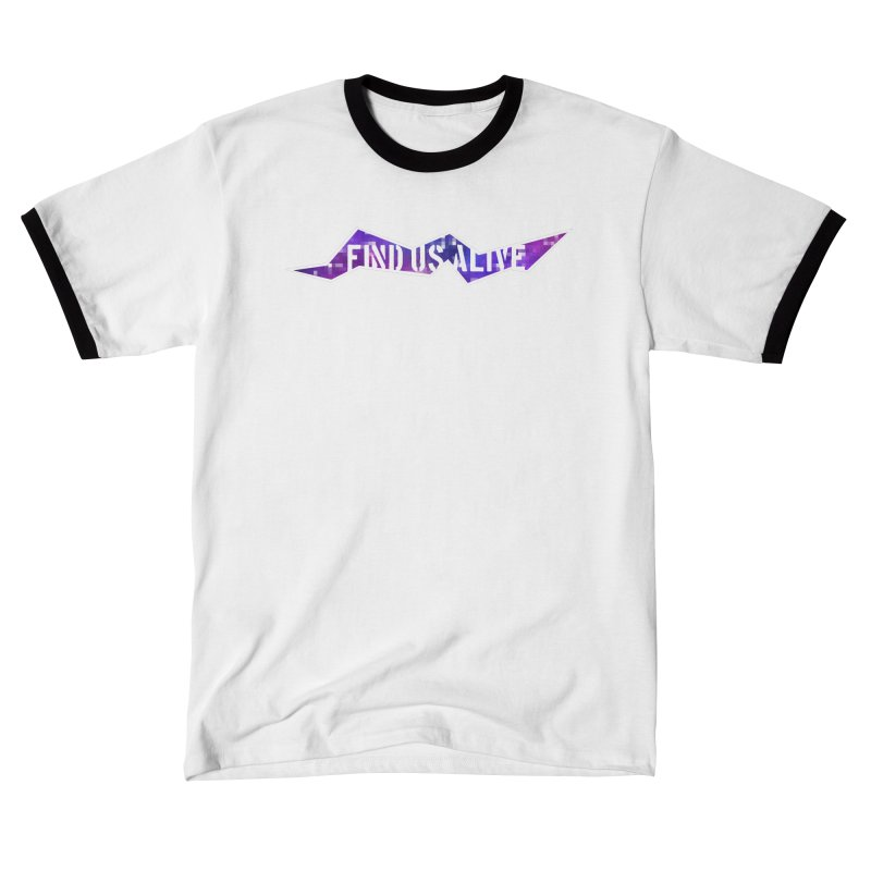 Pixel Rift Title Women's T-Shirt by Find Us Alive Official Merch