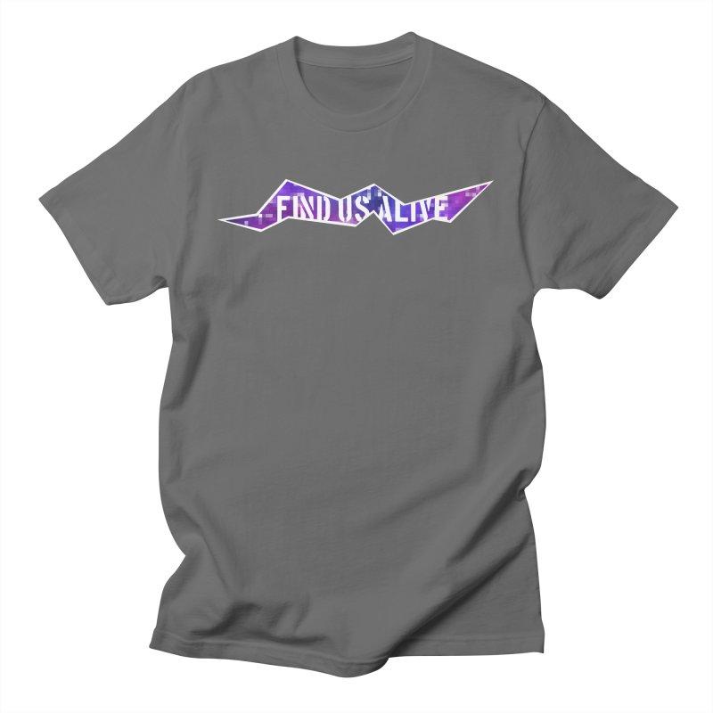Pixel Rift Title Women's T-Shirt by Find Us Alive Official Merch