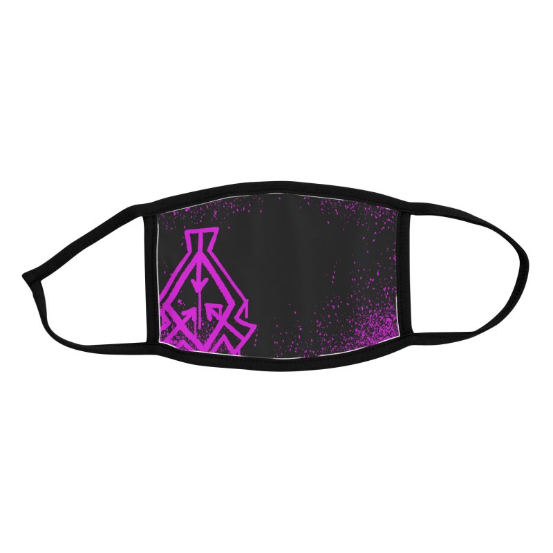 Spray Mask Accessories Face Mask by Find Us Alive Official Merch