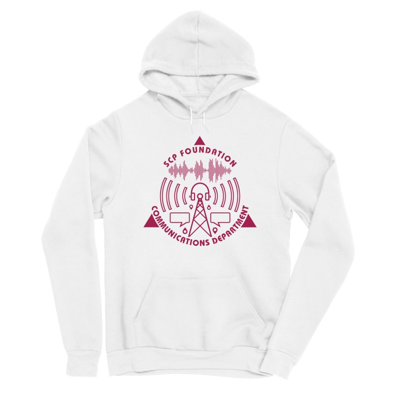 SCP Communications Department Men's Pullover Hoody by Find Us Alive Official Merch