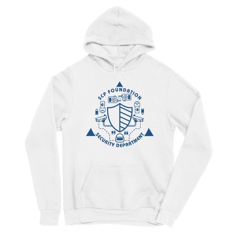 SCP Security Department Women's Pullover Hoody by Find Us Alive Official Merch