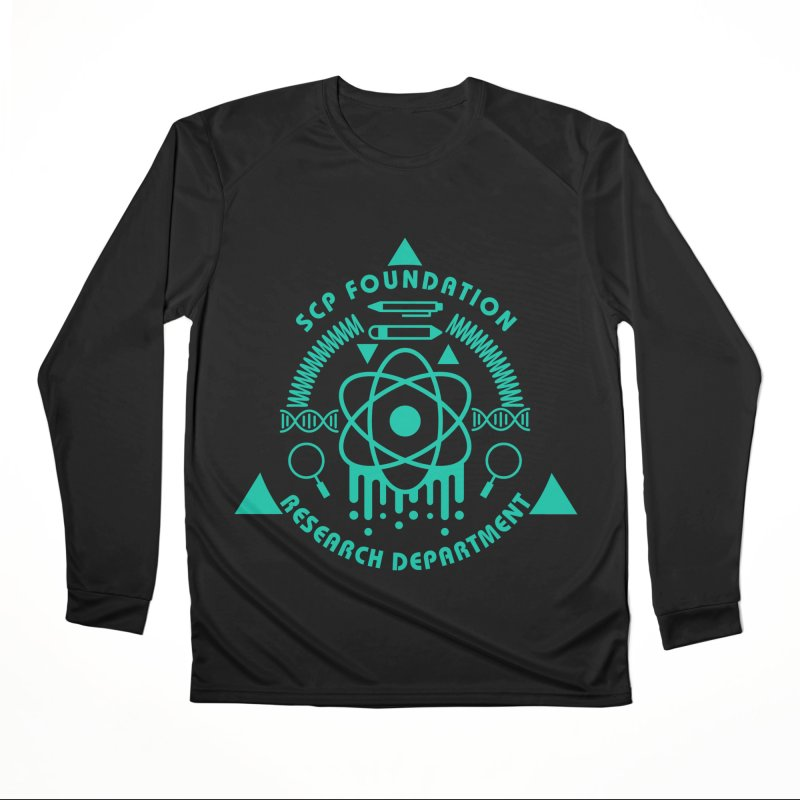 SCP Research Department Women's Longsleeve T-Shirt by Find Us Alive Official Merch