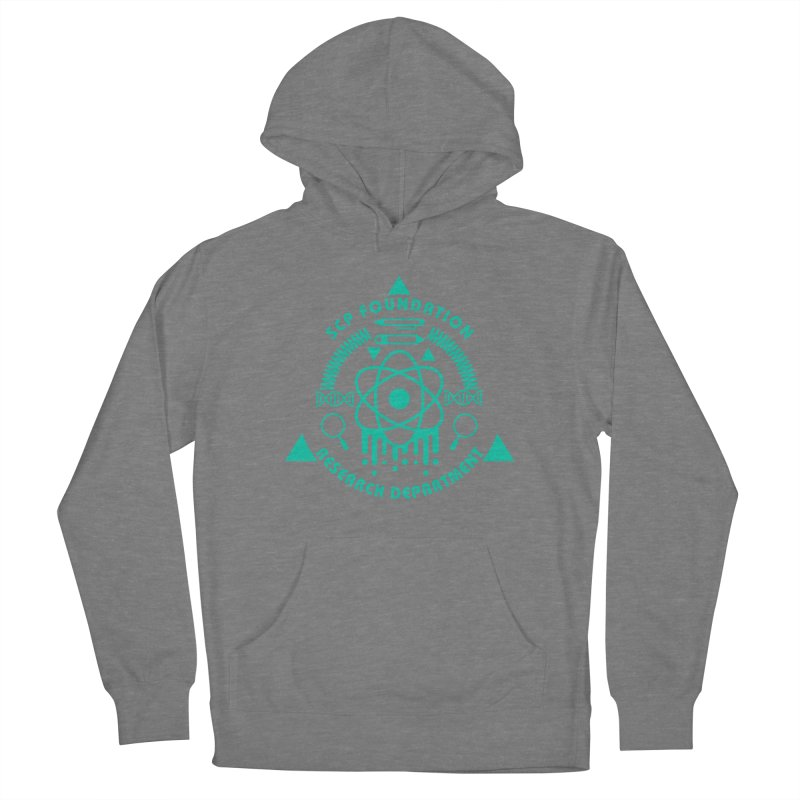 SCP Research Department Women's Pullover Hoody by Find Us Alive Official Merch