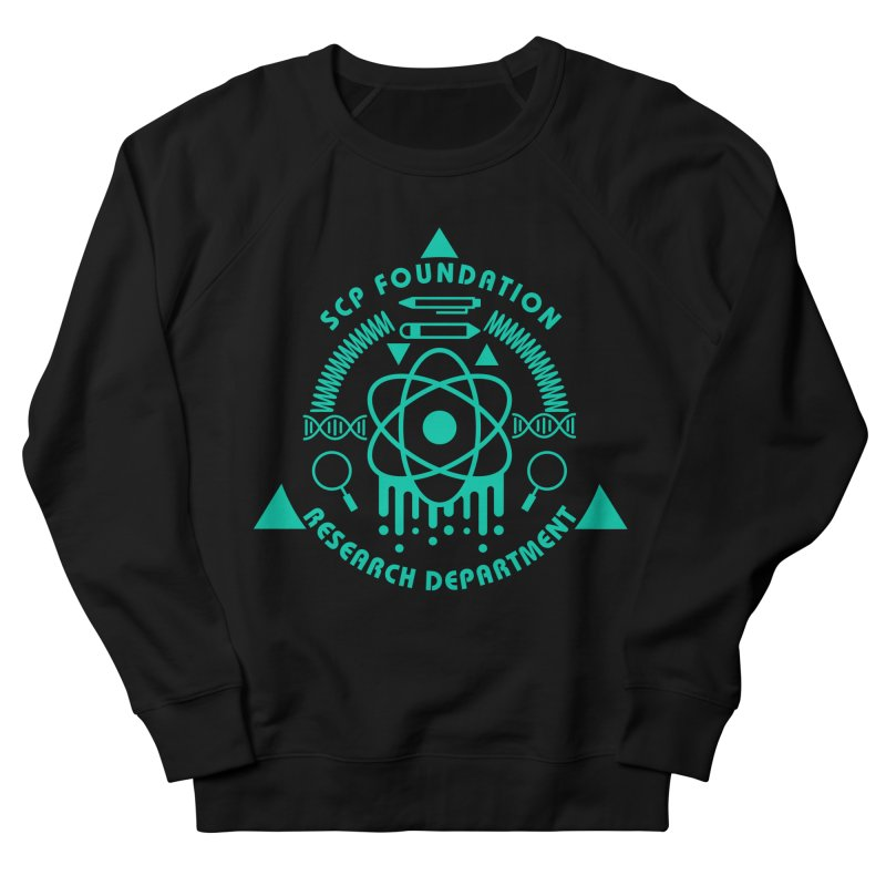 SCP Research Department Men's Sweatshirt by Find Us Alive Official Merch